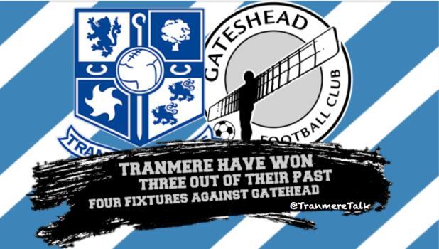Versus Gateshead STAT