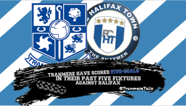 Versus Halifax United STAT