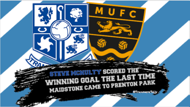 Versus Maidstone United Stat