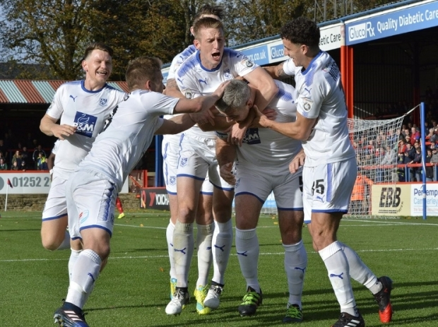 tranmere goaal