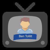 Ben Tollitt teammates icon