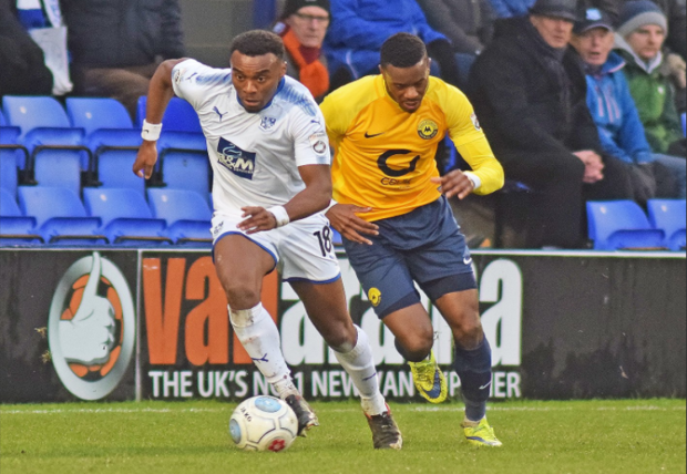 Dylan Mottley-Henry vs Torquay