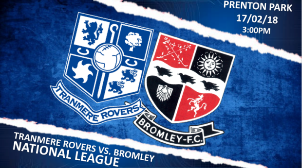 VERSUS BROMLEY GRAPHIC