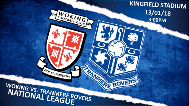 VERSUS WOKING (A) GRAPHIC