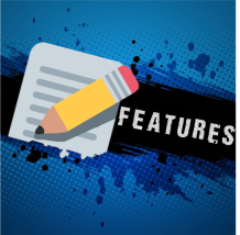 Features graphic