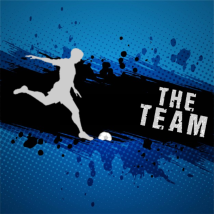 The Team graphic