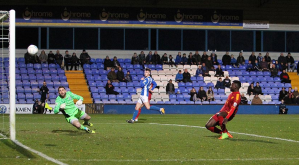 Larnell Cole vs Macclesfield