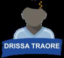 DRISSA TRAORE