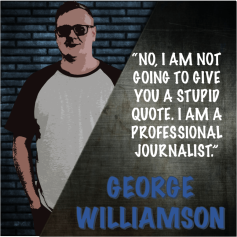 George Graphic