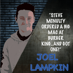 J Lampkin graphic