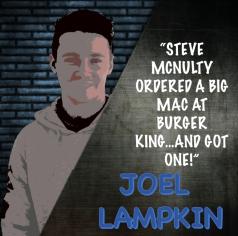 J Lampkin graphic