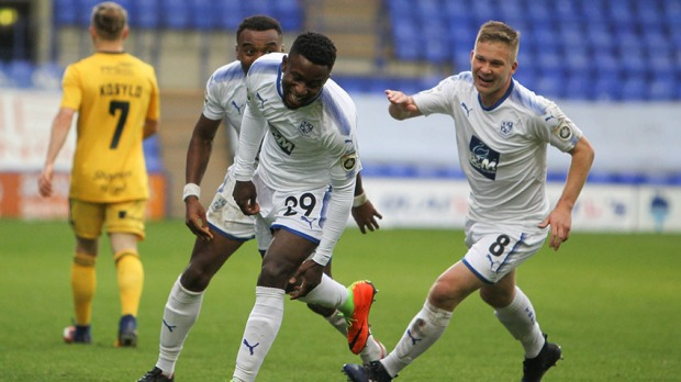 Tranmere Rovers vs Halifax Town - Vanarama National League