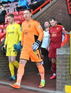 Scott Davies vs Gateshead